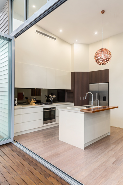 The Site Foreman Recently Completed A Building Extension And Makeover To A  Classic Californian Bungalow In Sydneyu0027s Inner West. The Building Designers  Of ...