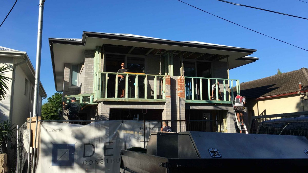 TheSiteForeman Bronte Eastern Suburbs renovations