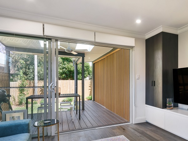 The Site Foreman Architects and Project Managers - Inner West Sydney - Croydon Major Renovation and Extension