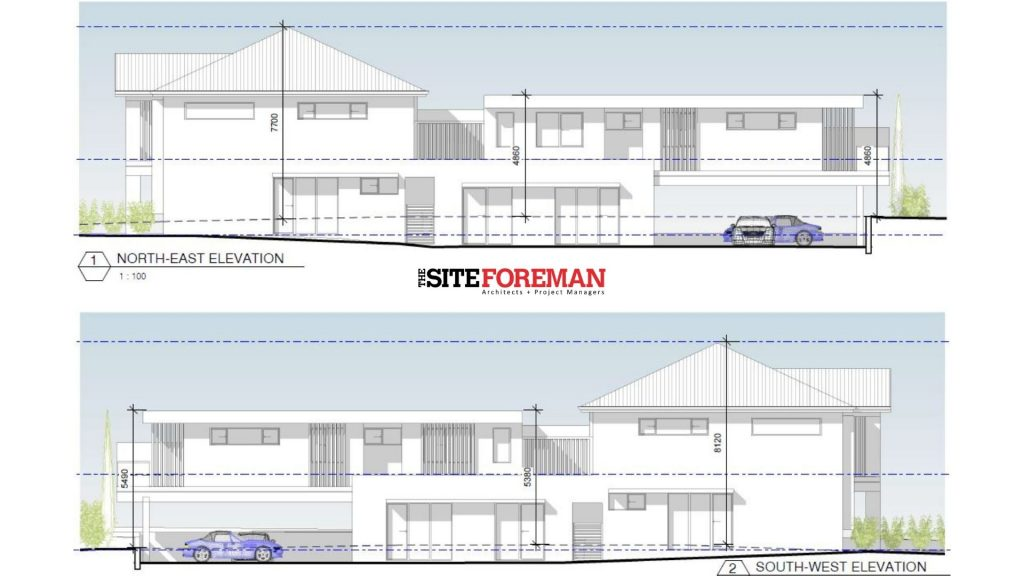 The Site Foreman - Manor House Draft Design Image