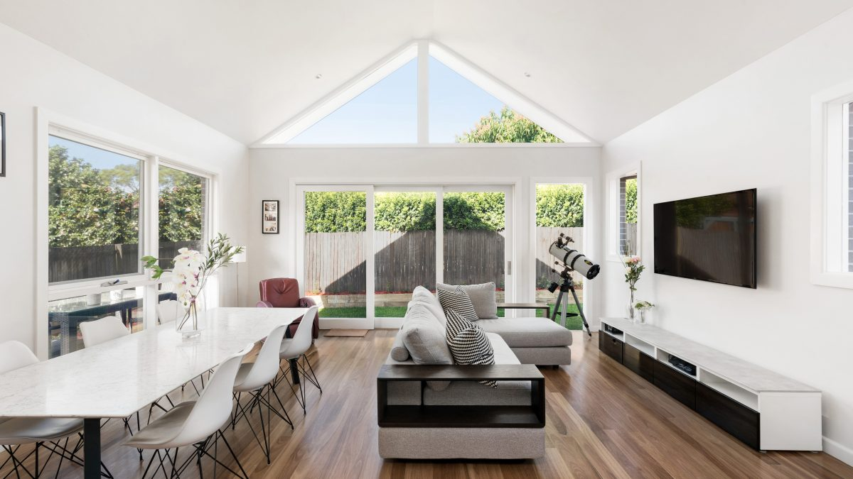 The Site Foreman - Sydney Architects and Project Managers - Home Renovation - Lounge Dining Room